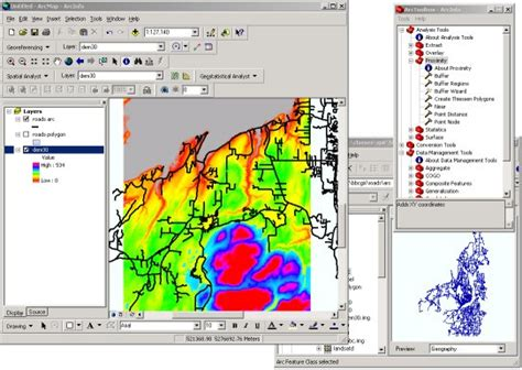 tutorial software arcgis sal software arcgis introduction to arcgis