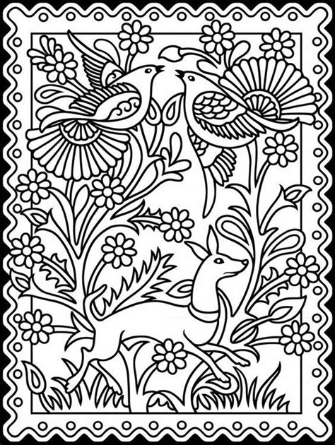mexican coloring pages dover coloring pages coloring
