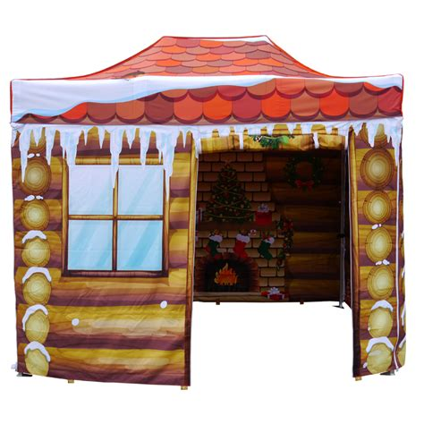 gazebo shop santa s grotto pop up gazebo gazeboshop