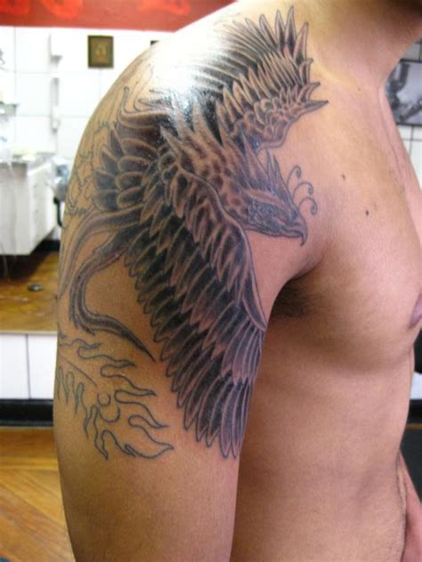 phoenix tattoos for men on arm 35 amazing tattoos on arm