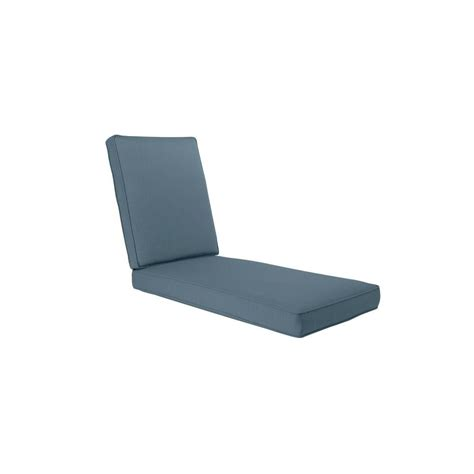 chaise replacement cushions brown jordan greystone denim replacement outdoor chaise