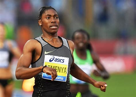 Can You Compete In The Olympics With A Criminal Record Should Caster Semenya Be Allowed To Compete Against