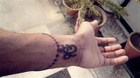 ek onkar tattoo on hand ek onkar tattoo