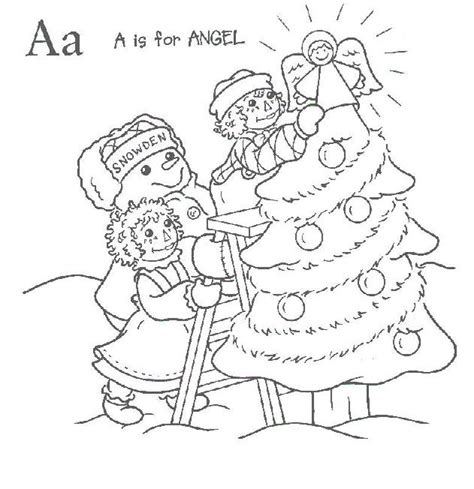 1000 Images About Raggedy Ann Andy Images On Pinterest Raggedy And Andy Coloring Pages