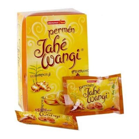 Permen Jahe sidomuncul permen jahe wangi 150 gram sweet and warm fragrant 15 ct 10 gr