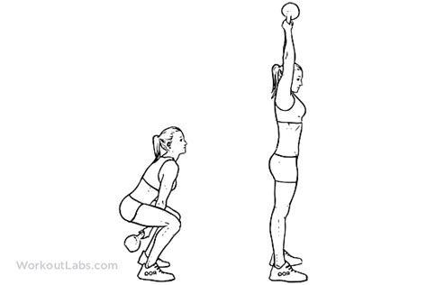 kettlebell squat swing two arm kettlebell squat swings workoutlabs