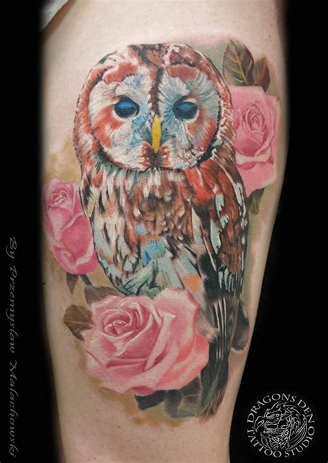 watercolor tattoo new england fyeahtattoos