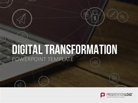 Digital Transformation Ppt Slide Template Digital Powerpoint Template