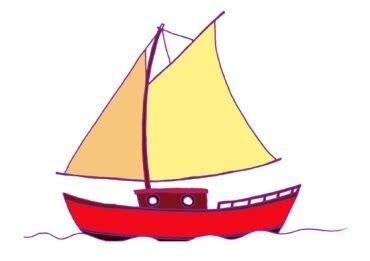 dessiner in bateau comment dessine t on 3 6 ans un bateau