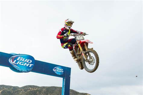 racer x online motocross supercross privateer profile hayden mellross motocross racer x