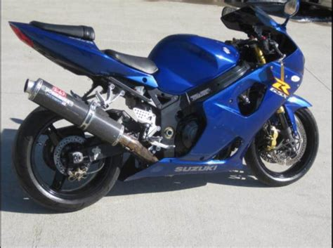 2003 Suzuki Gsxr 2003 Suzuki Gsxr1000 Gsxr 1000 Sportbike For Sale On 2040motos