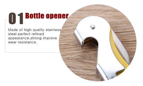 Smart Touch Pembuka Botol Wine sentuhan yang lembut bagai beledu engsel pembuka botol anggur pelayan kunci pembuka botol