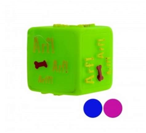 are cubes bad for dogs squeaky cube plush island