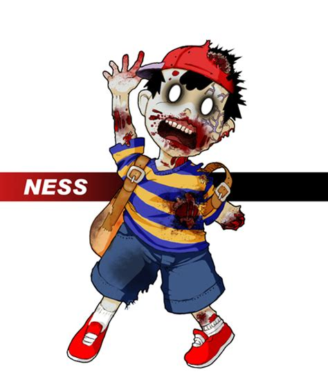 ness by zson on deviantart