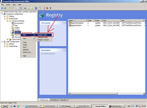 policy management console windows 7 windows 7 how to show a custom text message before logon