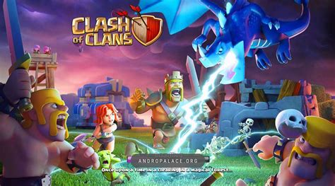 clash of clans mod apk 2018 11 49 6 andropalace