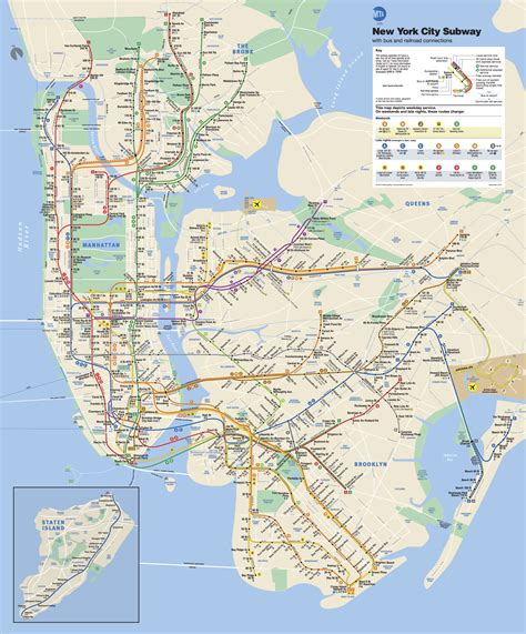 Metro Map New York by Here S What The Nyc Subway Map Looks Like To A Disabled