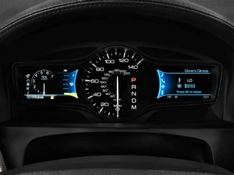 image 2011 lincoln mkx fwd 4 door instrument cluster size 1024 x 768 type gif posted on