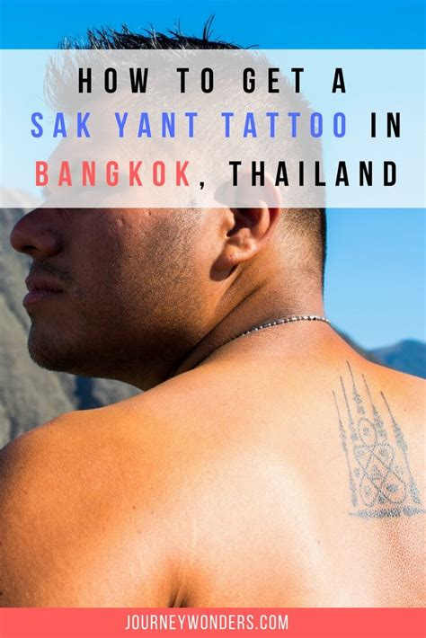 how to decide what tattoo to get ink of wonders getting a sak yant in bangkok