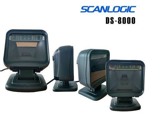 Scanlogic Ds 8000 Barcode Scanner simple kios barcode