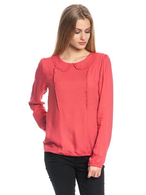 Vive Blouse vive ladylike bluse rot ebay