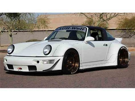 1991 porsche 911 turbo rwb classifieds for 1991 porsche 911 8 available