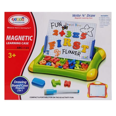 Mainan Anak Magnetic Learning Drawing Board 2 In 1 mainan edukatif edukasi anak magnetic learning