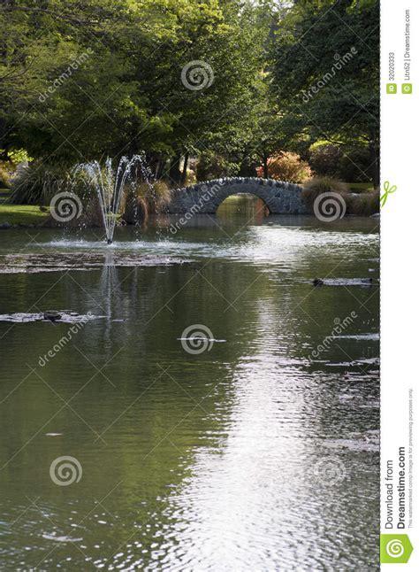 summer garden is queenstown stock photos image 32020333