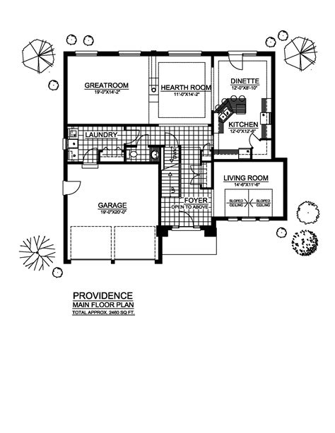 providence homes floor plans floorplan providence page 2 saratoga homes