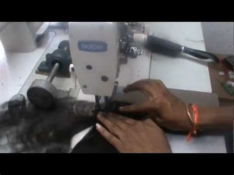 hair extension machine how we make machine weft hair extensions