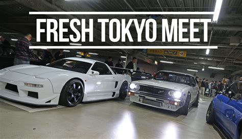Ujs Instant Fresh In Car tokyo drift in real fresh tokyo car meet 2016