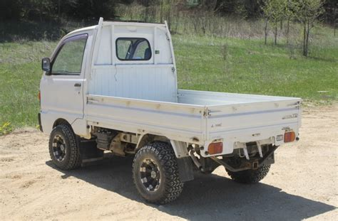 Mitsubishi Mini Truck Lifted 28 Images Photos Cook
