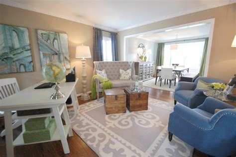 Home Office / Formal Living Room   Transitional   Home