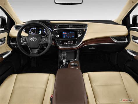 Avalon 2015 Interior by 2015 Toyota Avalon Interior U S News World Report