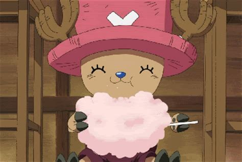 imagenes de one piece kawaii one piece eating gif find share on giphy