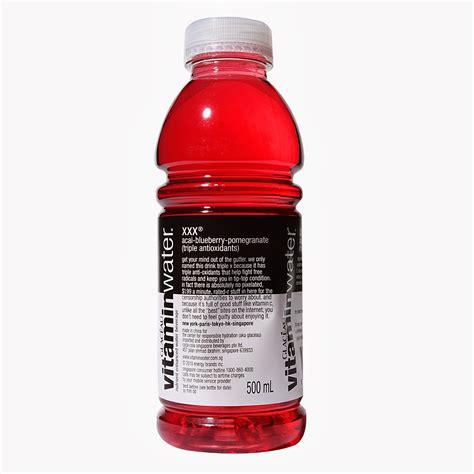Vitamin Watter Vitamin Water Kl