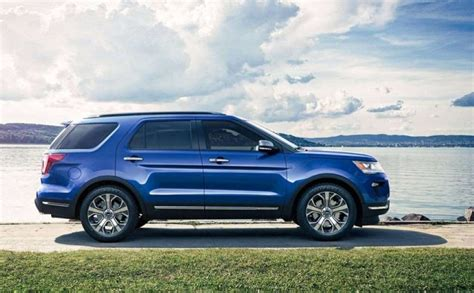 2019 Ford Explorer by 2019 Ford Explorer Platinum Auto Magz Auto Magz