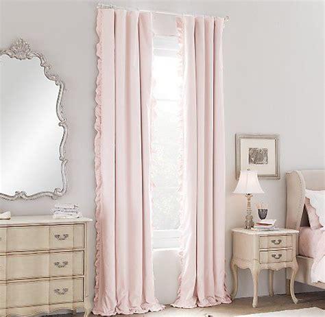 restoration hardware baby curtains washed velvet drapery panel drapery restoration