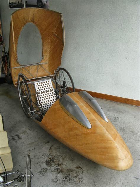 plywood velomobile september