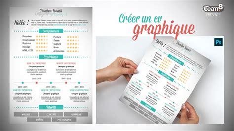 website layout en francais tuto cr 201 er un cv graphique avec photoshop youtube