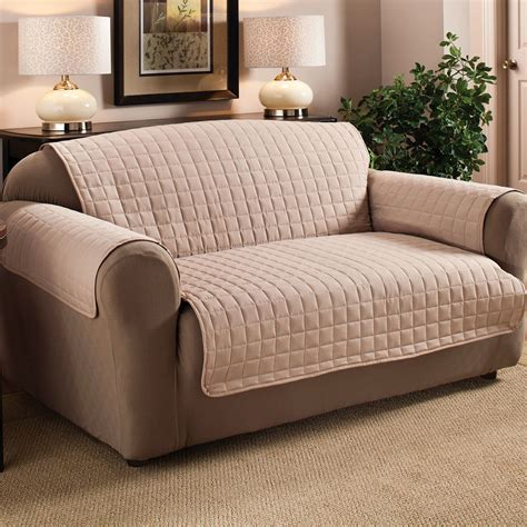 couch covering microfiber pet furniture sofa cover natural touch of class