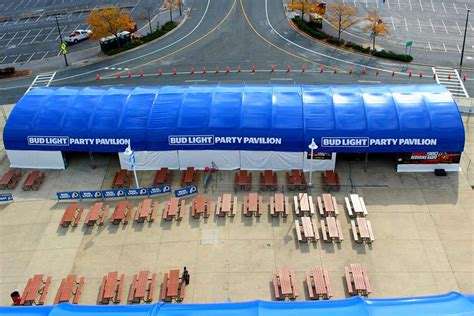 bud light level spaces for special events at fedexfield bud light