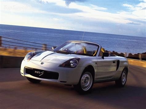 Toyota Mr2 Spyder Review 2000 2005 Toyota Mr2 Spyder Picture 16122 Car Review