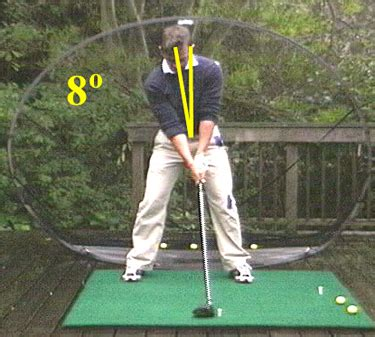 spine angle golf swing somax sports david huertas