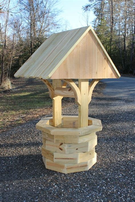 build   ft wooden wishing  wood plans