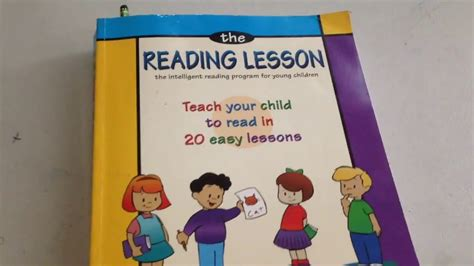 The Reading Lessons the reading lesson teach your child to read in 20 easy