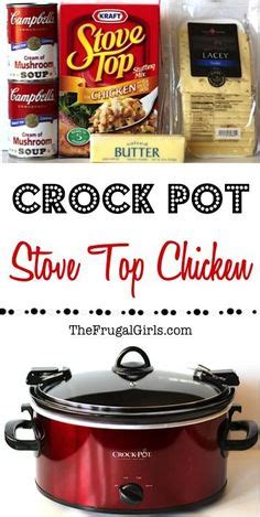 crock pot comfort food 1000 ideas about stove top chicken on pinterest chicken