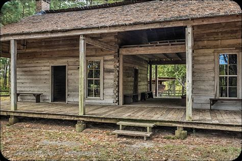 Small Affordable House Plans by Rice Log Home Dog Trot Fl Flickr Photo Sharing