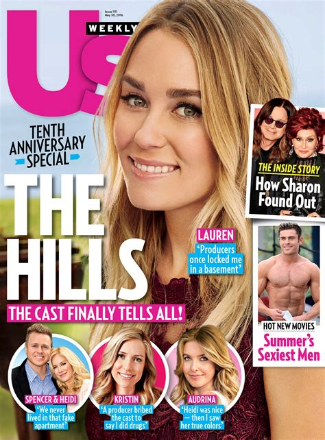 Us Weekly Partners With Veoh by Conrad I Threw A Fit At Heidi Montag And Spencer