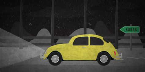 yellow volkswagen karak highway creepiest malaysian legends part one coconuts kl